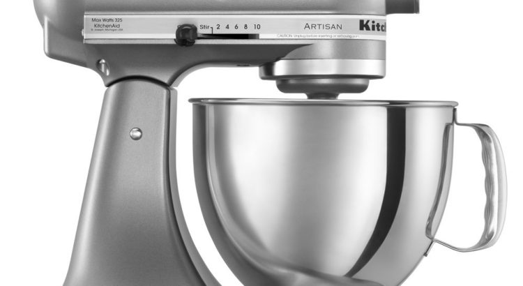 KitchenAid Artisan Series, 5-Quart Mixer