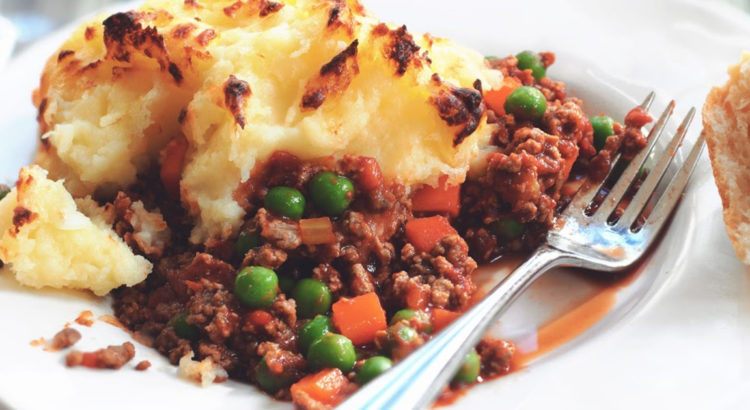 Cottage Pie Recipe