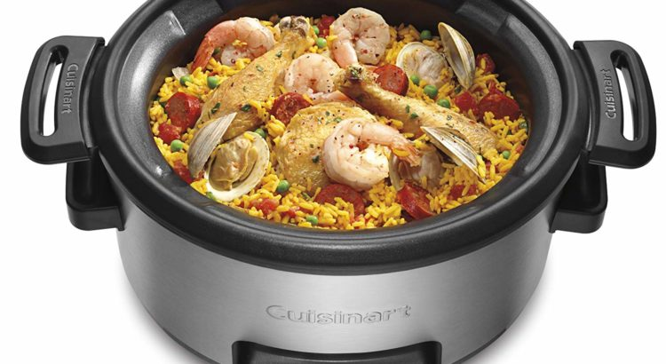 Cuisinart MSC-400 3-In-1 Cook Central 4-Quart