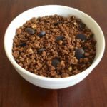 Homemade Chocolate Granola