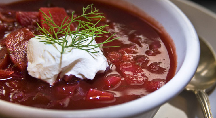 Hearty and Healthy With Borscht