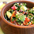 Kale and Bean Salad